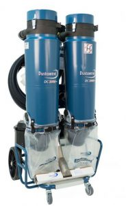Dry vacuum cleaner / single-phase